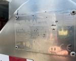 Smażalnik przelotowy Famaco F 600/4000 mm #2