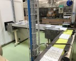 Chocolate bars production double line Sapal  #4