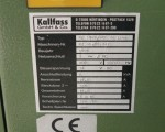 Pakowaczka w folię termokurczliwą z tunelem obkurczu Kallfass  #9