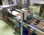 Chocolate bars production double line Sapal  #12