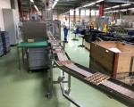 Chocolate bars production double line Sapal  #18
