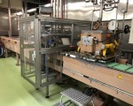 Chocolate bars production double line Sapal  #37