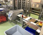 Chocolate bars production double line Sapal  #45