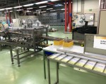 Chocolate bars production double line Sapal  #46