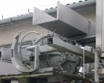 Maszyna do odcinania tuszki z toru do linii drobiowej Stork  #5
