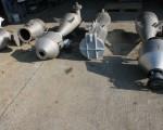 Zbiornik do pneumatycznego transportu odpadów Stork 2 #1