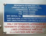 Myjka do wózków piekarniczych Newsmith KM 1300 #6
