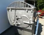 Спиральная мешалка с загрузчиком Spomasz 400 l #3
