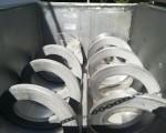 Спиральная мешалка с загрузчиком Spomasz 400 l #6