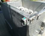 Спиральная мешалка с загрузчиком Spomasz 400 l #7