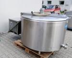 Pojemnik z chłodzeniem i mieszaniem Etscheid KW 700-2 #3