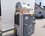 Kompresor śrubowy Atlas Copco GA22VSD + zbiornik OKS 270 L #2