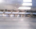 Kosz zasypowy ze ślimakiem transportującym NN  #7