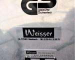 Formierka do burgerów Weisser 91 #6