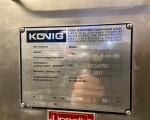Linia do produkcji bułek König Lippelt #32