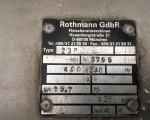 Szczeciniarka Rothmann T230 #5