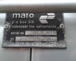 Myjka do cymbrów Mafo 130 CK  automat #11